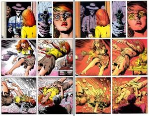 joker shoots barbara gordon batgirl hey mikey atl
