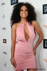 , #CelebrityCrush- Claudette Ortiz!