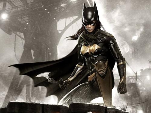 batgirl arkham knight
