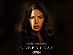 "Merle Dandridge as ""Grace Greenleaf"""