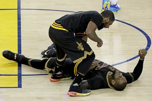 , Cavaliers Live To Fight Another Day; Win Big in Game 5!