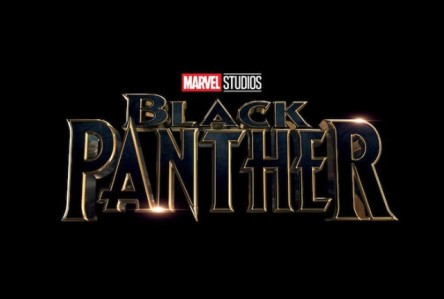 black panter movie logo