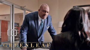 ", Greenleaf- ""One Train May Hide Another"""