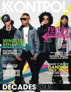 Mindless-Cover kontrol magazine hey mikey atl