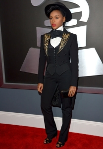 , #CelebrityCrush- Janelle Monae