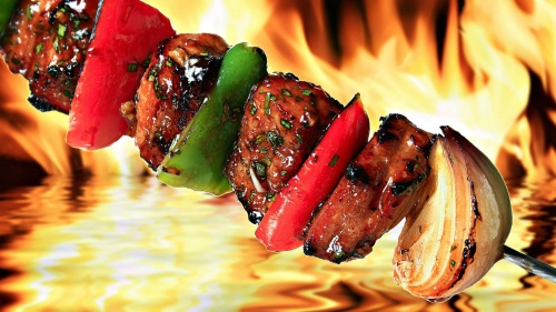 Shish-Kebab hey mikey atl