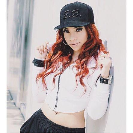 Eazy-E's daughter, Ebie