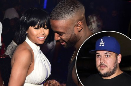 ", #Deplorable! Rob Kardashian's Threatening Texts to Pilot Jones Include the ""N-"" & ""F-Word!"""