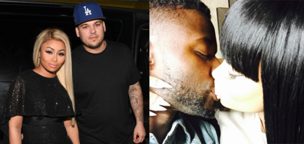 , The Drama…Rob Kardashian Being Investigated for Threatening Blac Chyna's Alleged Side Piece, Pilot Jones! But HOLD ON Chyna Says He's Gay!