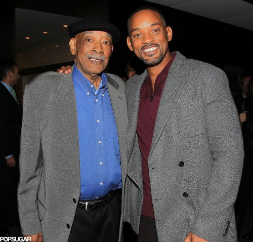 will smith and father