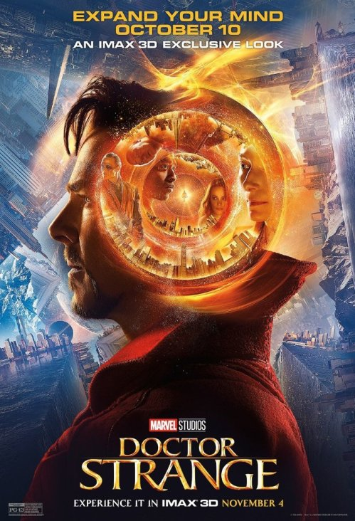doctor stranger movie poster