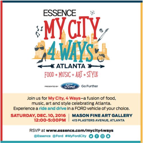 essence my city 4 ways