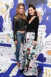 agdal and victoria justice alice and olivia basquiat party