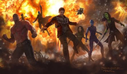 ", [VIDEO] Check Out The First Full Teaser Trailer for Marvel's ""Guardians of The Galaxy Vol. 2!"""