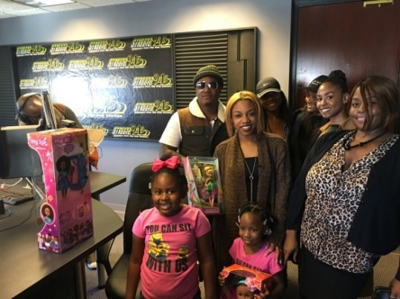 yung joc and mo quick streetz 94.5 morning show