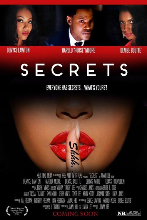 secrets the movie movie poster