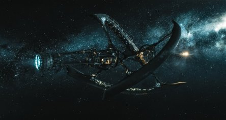 avalon spaceship passengers movie