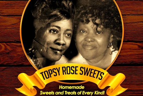 topsy rose sweets