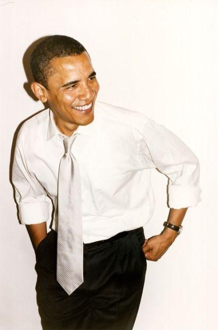president barack obama hey mikey atl