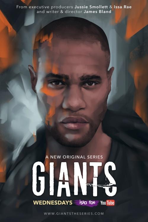 giants digital series poster