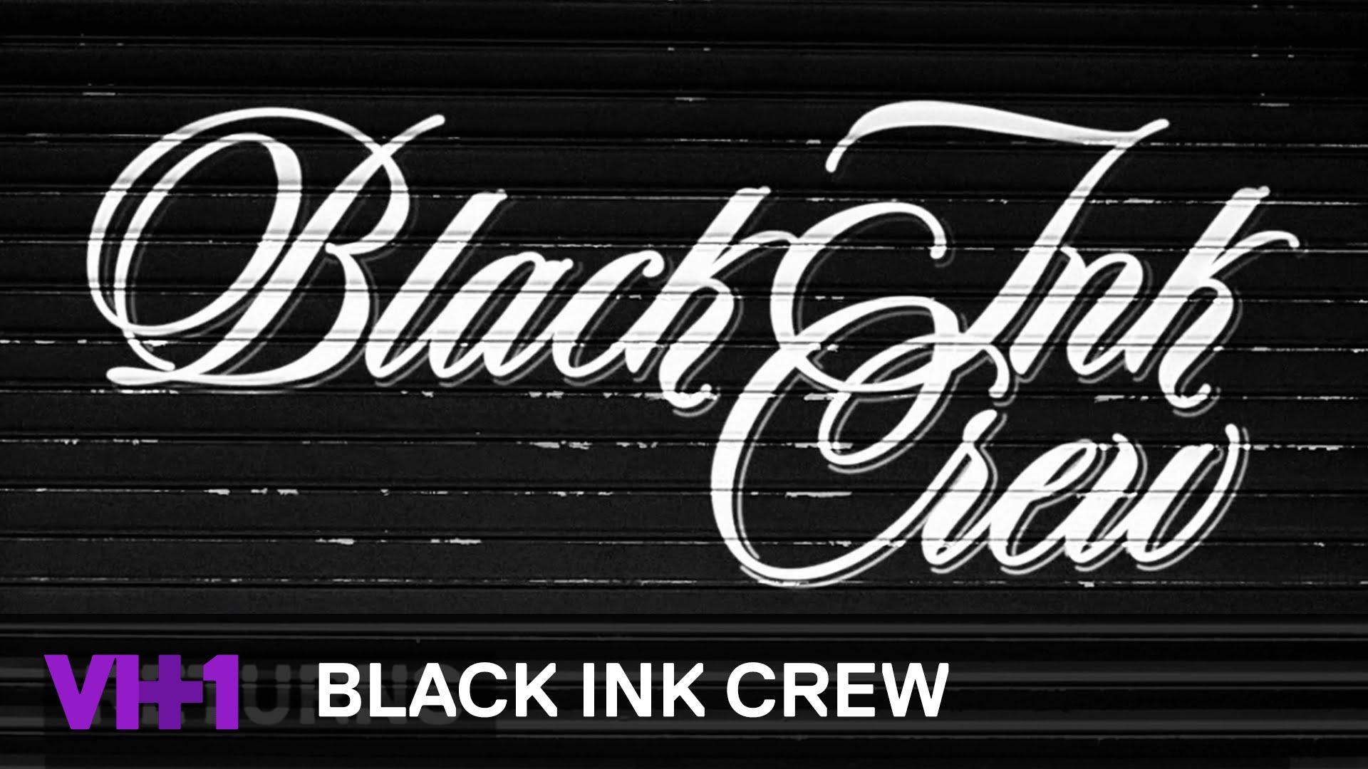 vh-1 black ink crew logo