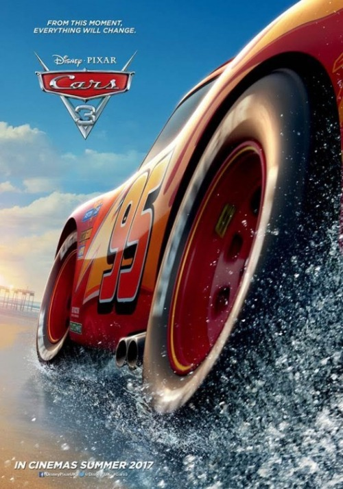 cars 3 movie poster lightning mcqueen