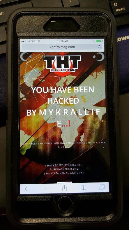 turk hack team