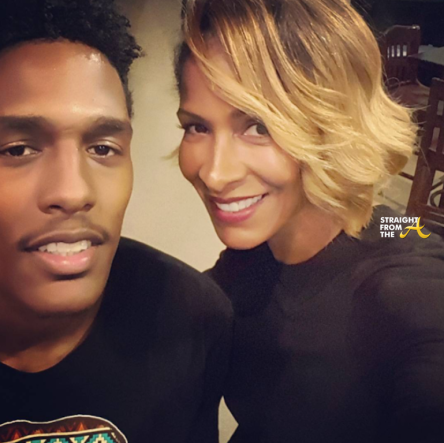sheree whitfield and kairo whitfield