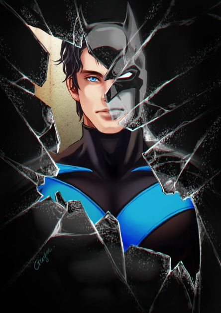 batman and nightwing