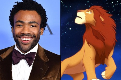 Donald Glover cast as Simba in Disney's live action The Lion King Remake