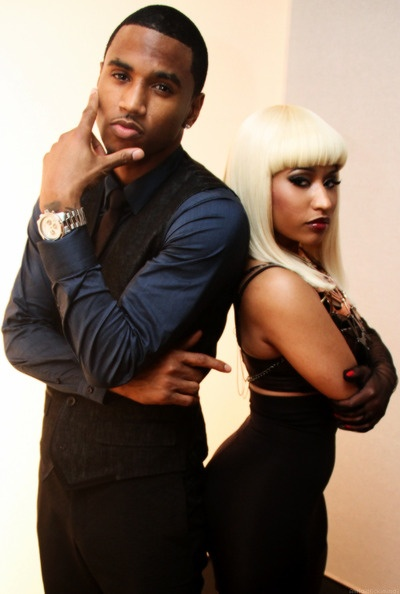 trey songz and nicki minaj