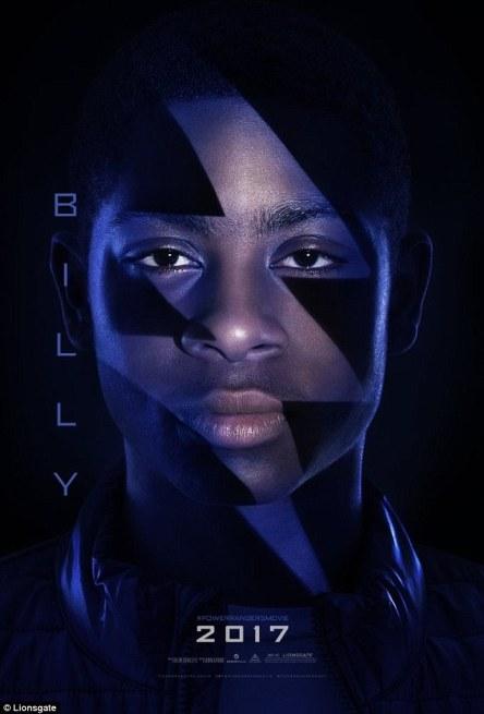 rj cyler as billy cranston the blue ranger in power rangers movie