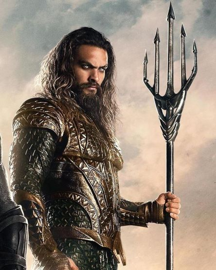 aquaman in justice league movie