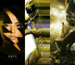 becky g as the yellow ranger