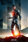 cyborg justice league movie poster