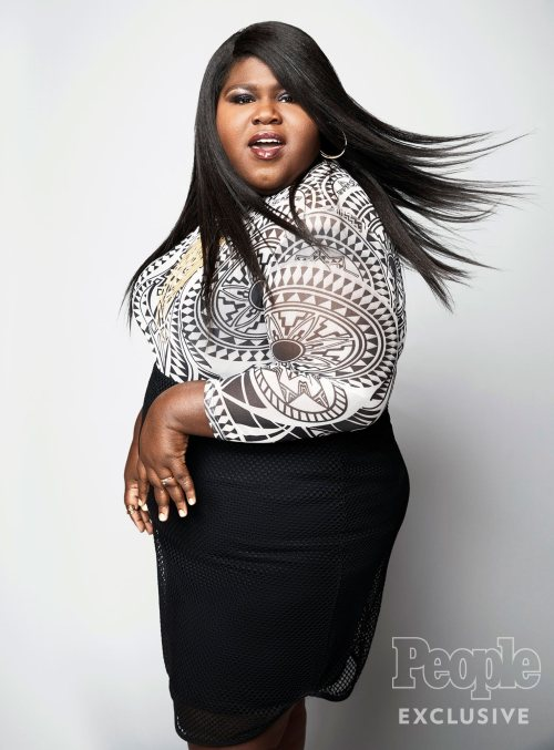 gabourney sidibe weight loss people magazine