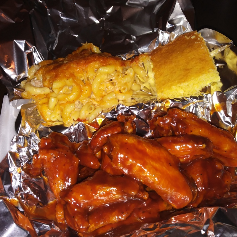 lit ass wings hey mikey atl