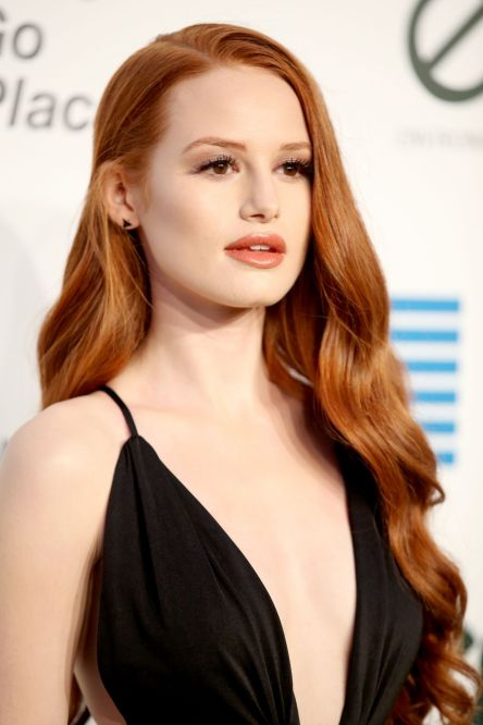 madelaine petsch as cheryl blossom in riverdale