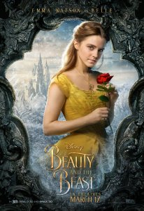 emma watson as belle in beauty and the beast movie