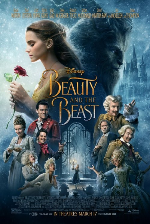 beauty and the beast movie poster he