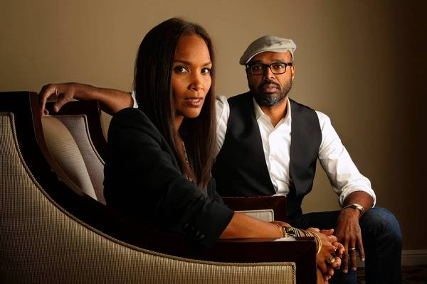 mara brock akil and salim akil  executive produce black lightning
