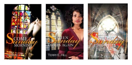 Sunday Morning Trilogy Terry E. Hill book