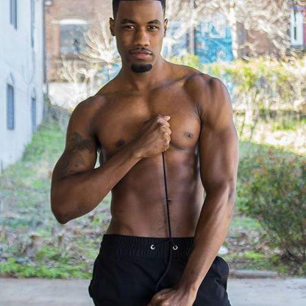 chris june shirtless body