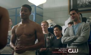 jordan bell calloway in riverdale
