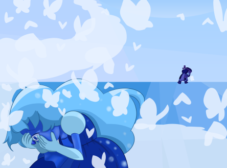 ruby and sapphire steven universe
