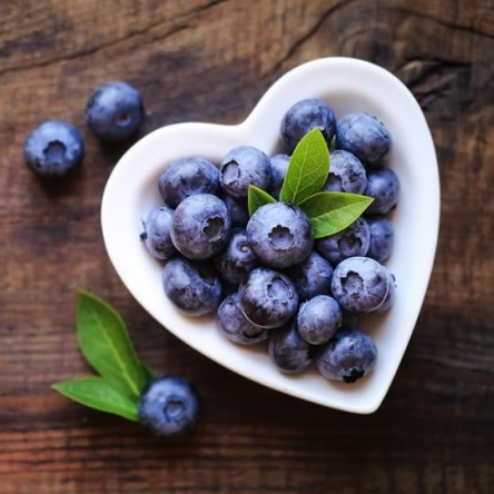 , Take Kontrol: Blueberries–The Beauty & Weight Loss Secret!