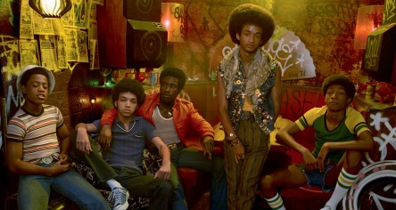 the get down male cast