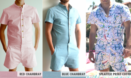 romphim male rompers