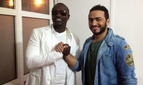 Akon sued by Egyptian Singer Tamer Hosny