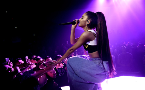 ariana grande manchester concert